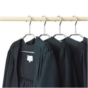 Black Bachelor Graduation Gown for Australian Universities and High Schools