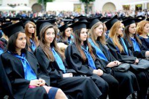 High School Graduation in Sydney Australia