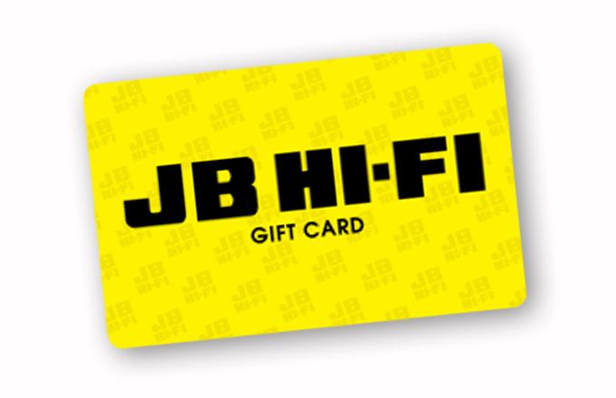 Graduation Gifts Australia. JBHI gift card